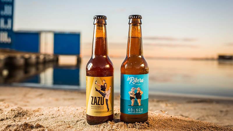 La ribera cerveza artesanal