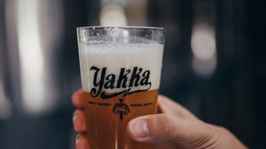 cerveza murciana Yakka