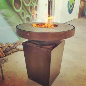 Cocina Afuego360 encendida